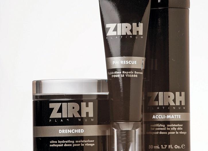 Zirh Platinum items.
