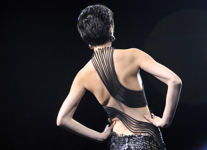 Giorgio Armani Privé Couture Fall 2009