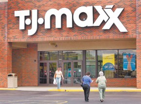 Off-pricers like TJ Maxx capture shoppers who still want better ready-to-wear brands at lower prices.