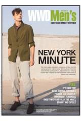 WWD Mens Market Preview July 2009