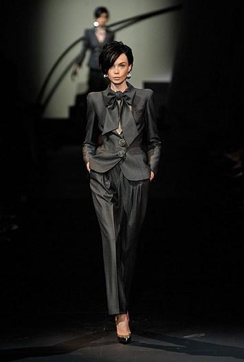 Giorgio Armani Privé Fall Couture 2009