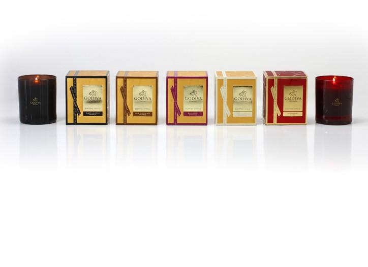 The Godiva collection.