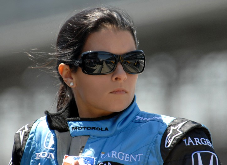 Eyewear brand Kaenon is establishing a beachhead in the Midwest with the help of spokeswoman Danica Patrick.