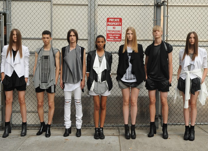 Styles from Rad by Rad Hourani.