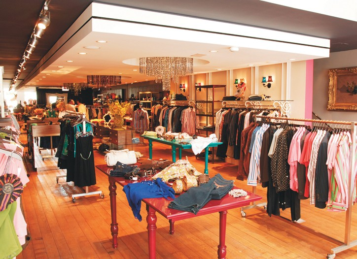 Ted Baker is looking for new licensees and expanding its retail operation.