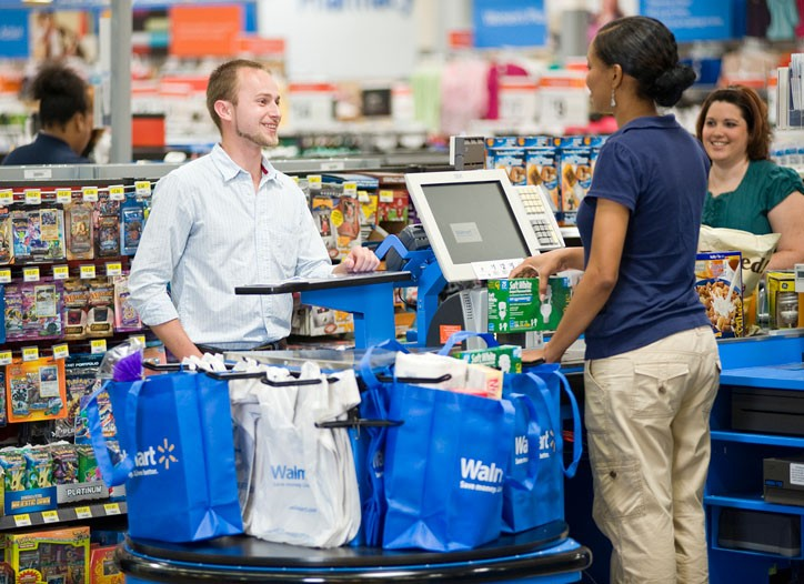 Wal-Mart remains a bright spot on the retail landscape.