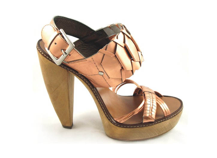 A style from Nanette Lepore's footwear collection.
