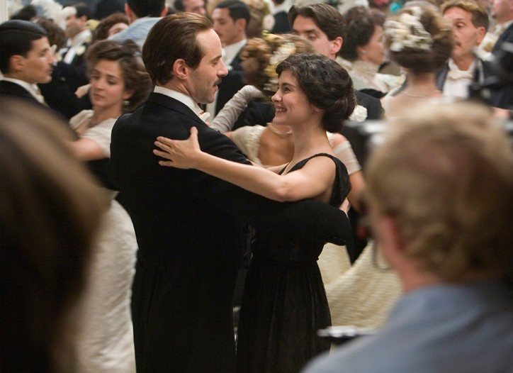 "Alessandro Nivola and Audrey Tautou in ""Coco Before Chanel."""