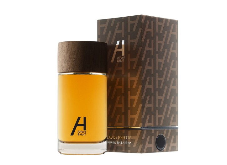 The Alford & Hoff scent.