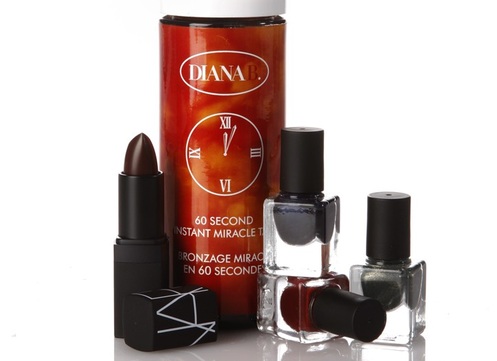 Retailers named Nars' Fast Ride lipstick, Diana B.'s Miracle Tan and Le Métier's nail lacquers as brisk sellers.