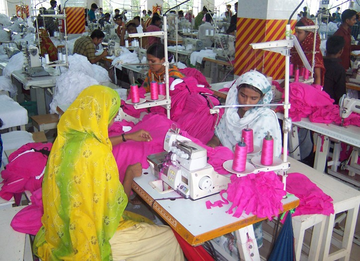 The apparel industry is one of Bangladesh's largest employers.