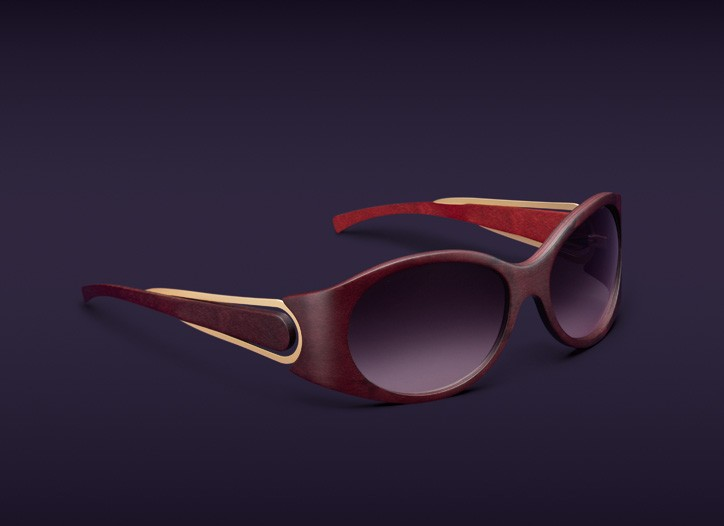 An optical style from Boucheron's new collection.