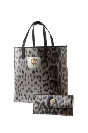 Robert Cavalli's limited-edition items for Takashimaya.