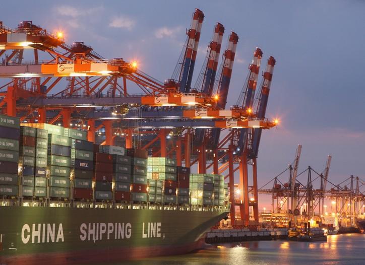 U.S.-China trade has become contentious.