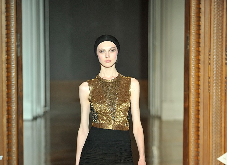 Christian Lacroix Fall Couture 2009