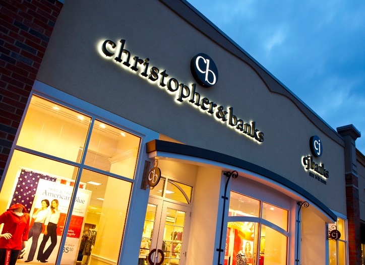 Christopher & Banks managed to beat analysts' expectations.