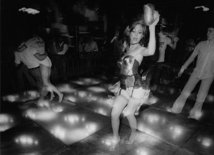 New Orleans Dancefloor