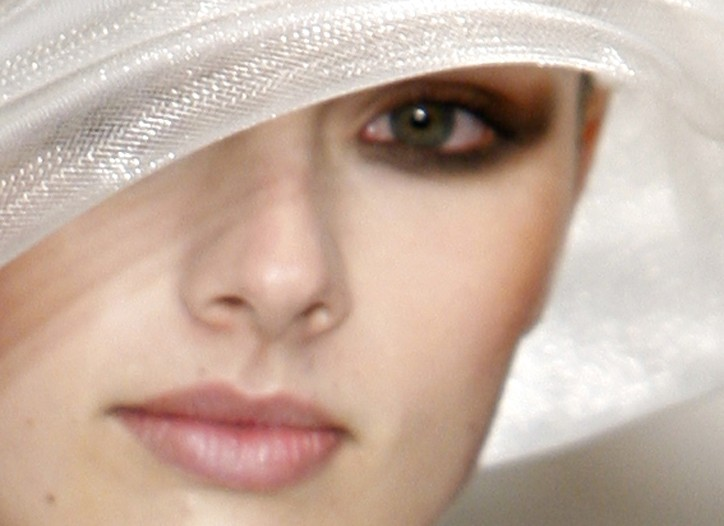 Beauty at Erin Fetherson RTW Spring 2010