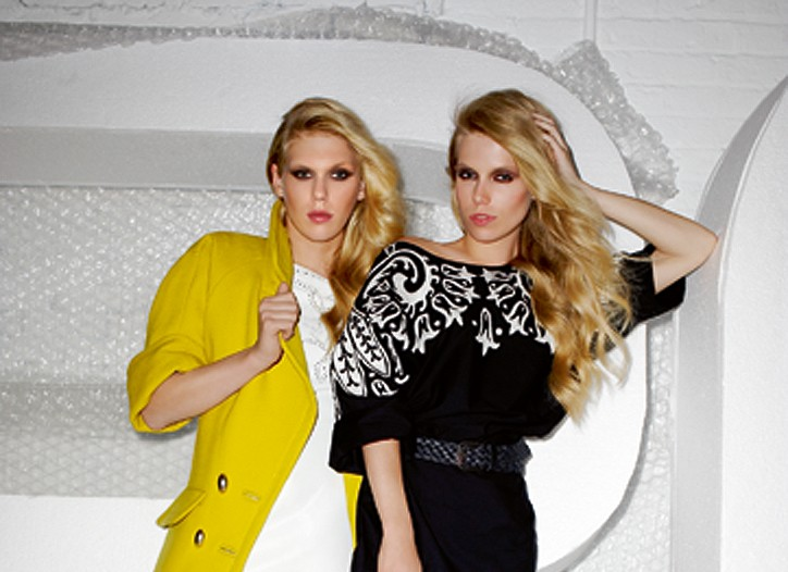 French Connection's current  fall 2009 campaign.