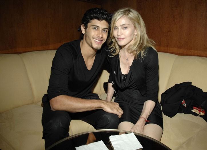 Jesus Luz and Madonna