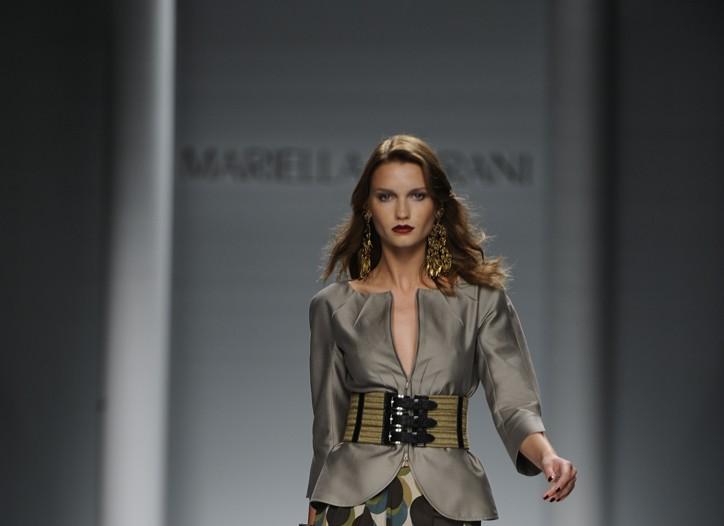 Mariella Burani RTW Spring 2010