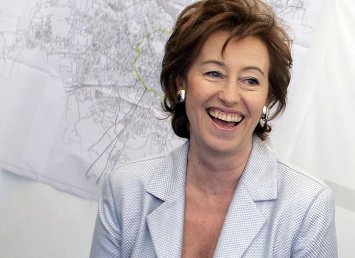 Mayor Letizia Moratti