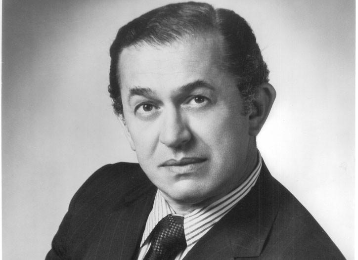 Norman Karr in 1966.