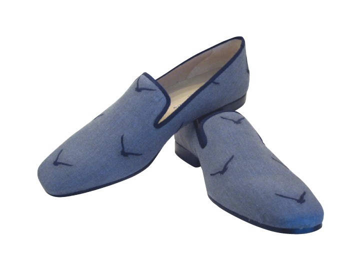 An Old-World slipper remade.