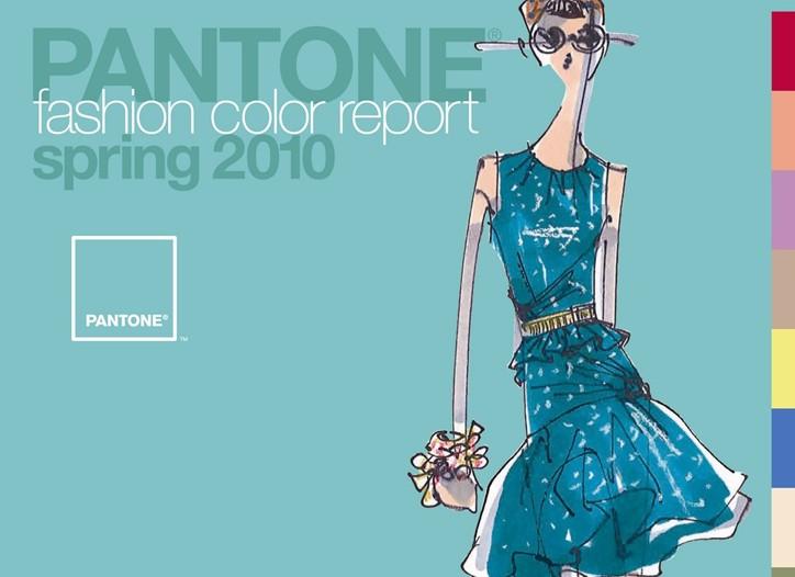 Pantone Spring 2010 Color Report