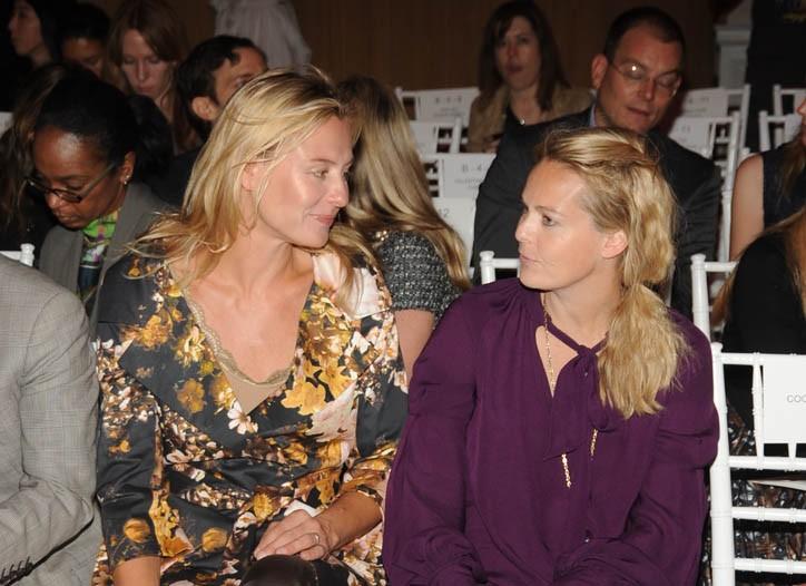 Renee Rockefeller and Lauren duPont