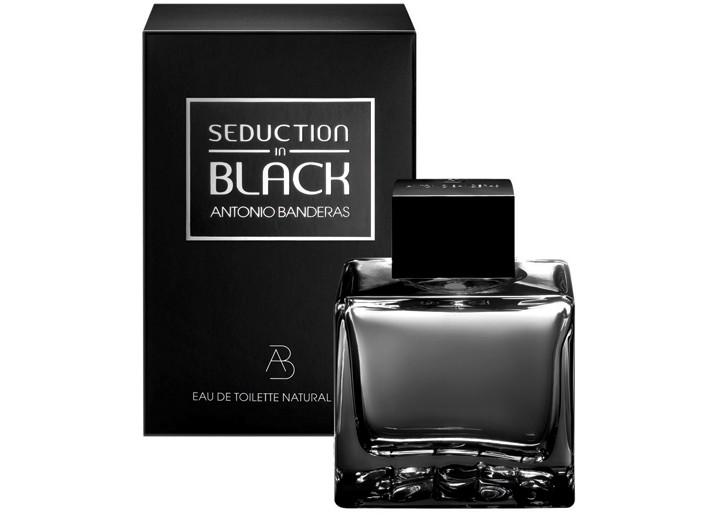 Antonio Banderas' Seduction in Black.