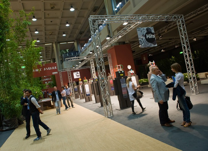 Milano Unica saw a 7 percent decline in exhibitors.