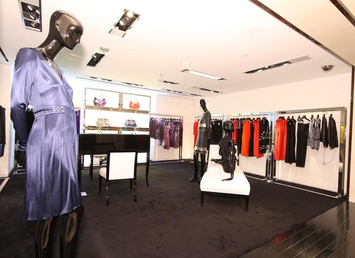 Versace at Bergdorf Goodman.