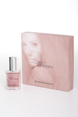 BCBG's new fragrance, Within.