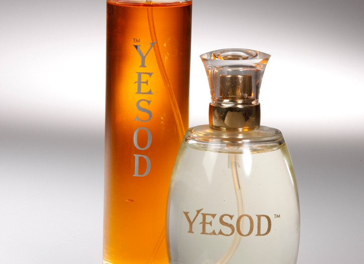 Yesod's scents.