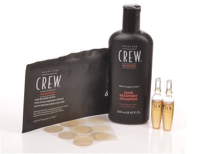 Trichology Hair Recovery System items.