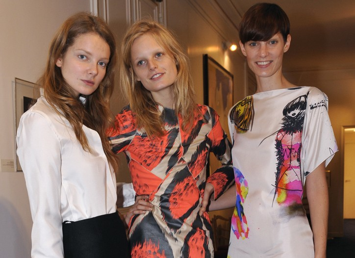 Models at Andam