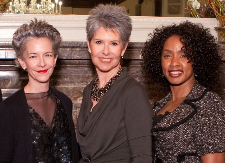 Catherine Walsh, Ann Gottlieb and Karen Grant.