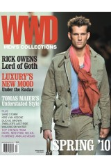 WWD Mens Collection October 12 2009