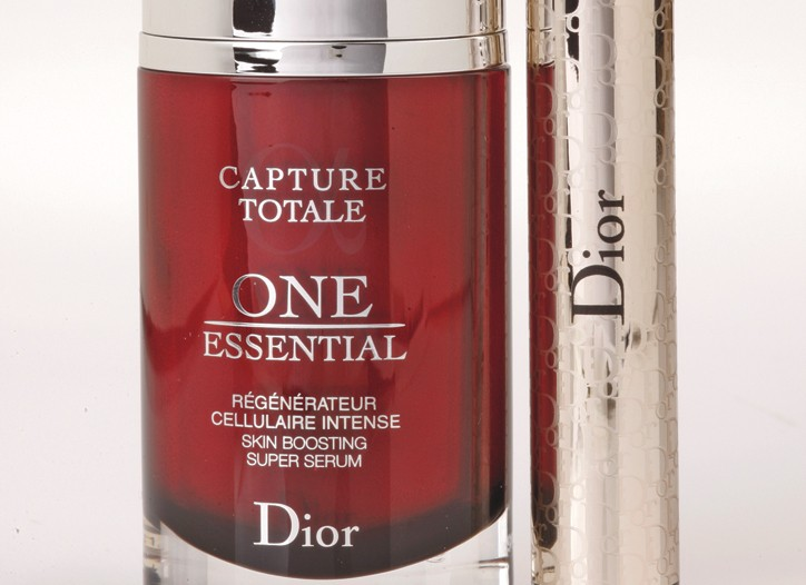 Dior's newest serum and mascara.