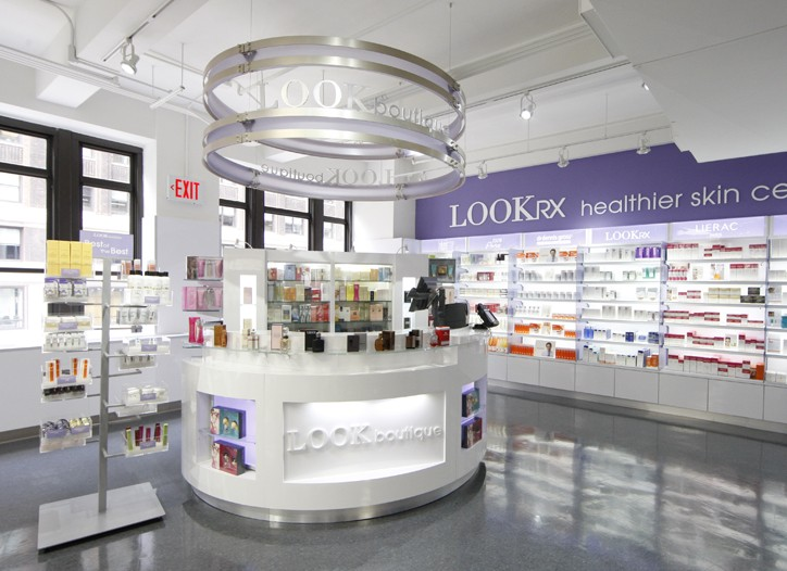Duane Reade's Herald Square store introduces Look Boutique, featuring new brands like Pop Beauty.