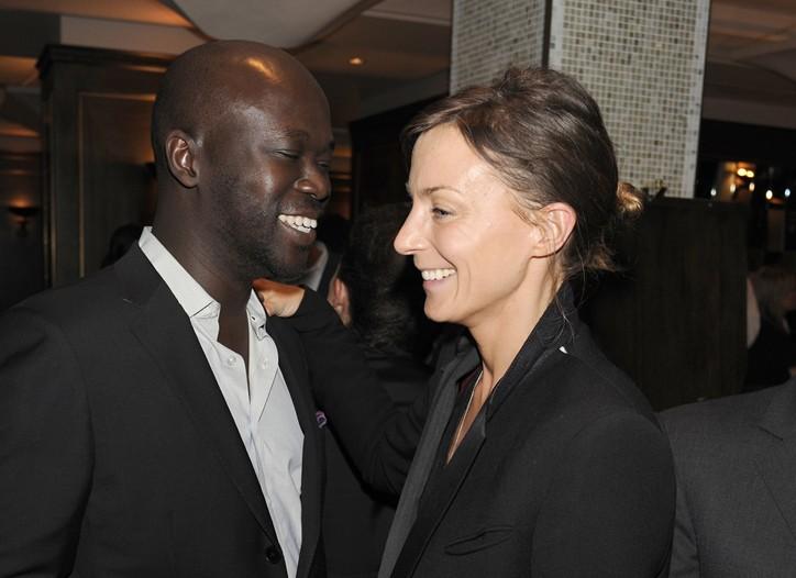 David Adjaye and Phoebe Philo