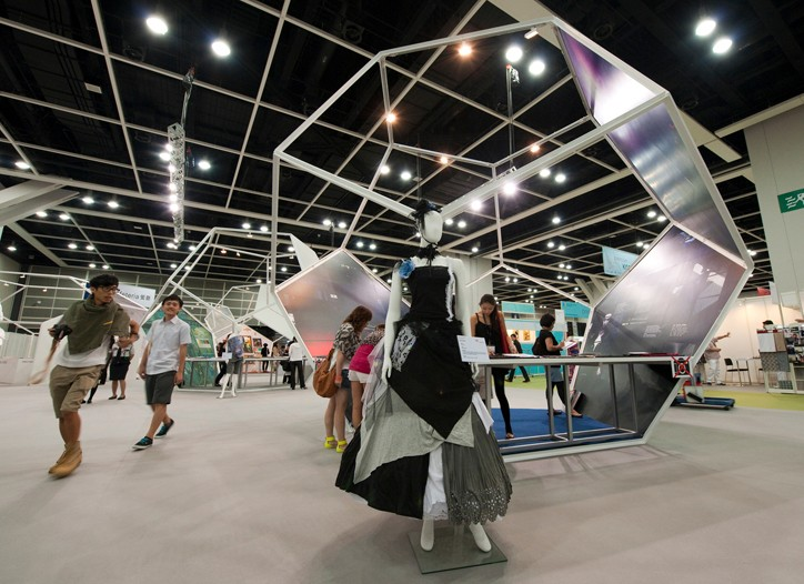 Interstoff Asia Essential featured 235 exhibitors from 12 countries.