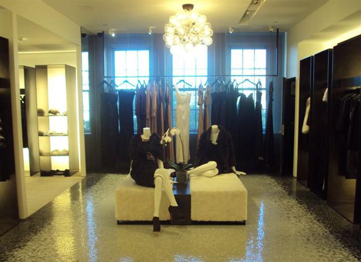 J.Mendel shop at Bergdorf Goodman.