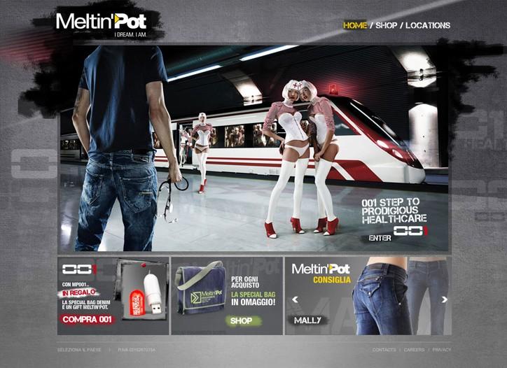 Meltin' Pot website