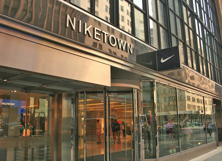 Shoppers' subconscious desires may change during repeat visits to a high-impact destination like Nike-town.