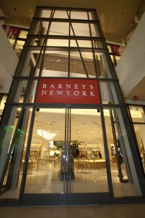 The Barneys New York in Scottsdale.