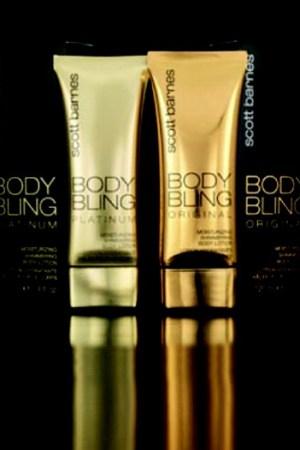 Body Bling bronzer