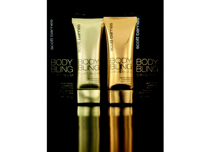 Body Bling bronzer
