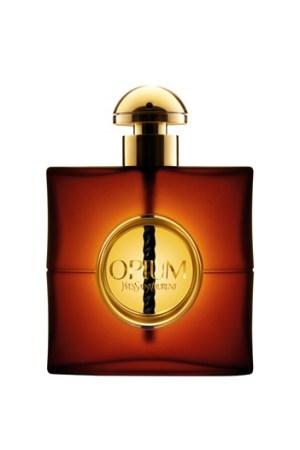 Yves Saint Laurent's new Opium bottle.